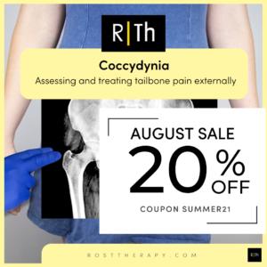 coccydynia online course discount