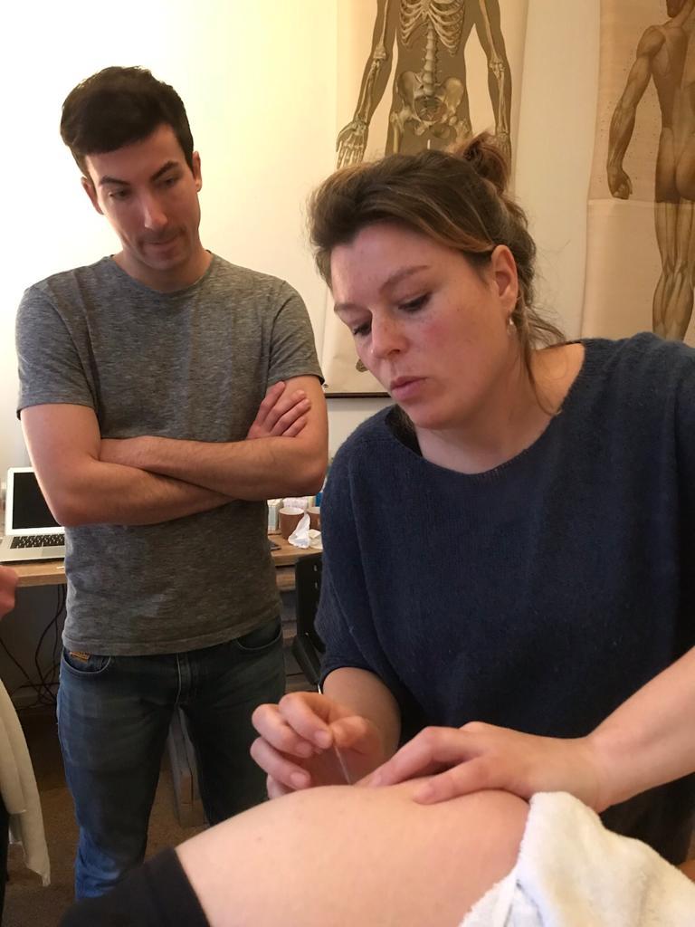 2-daagse training Dry needling FysioEffect Rijswijk