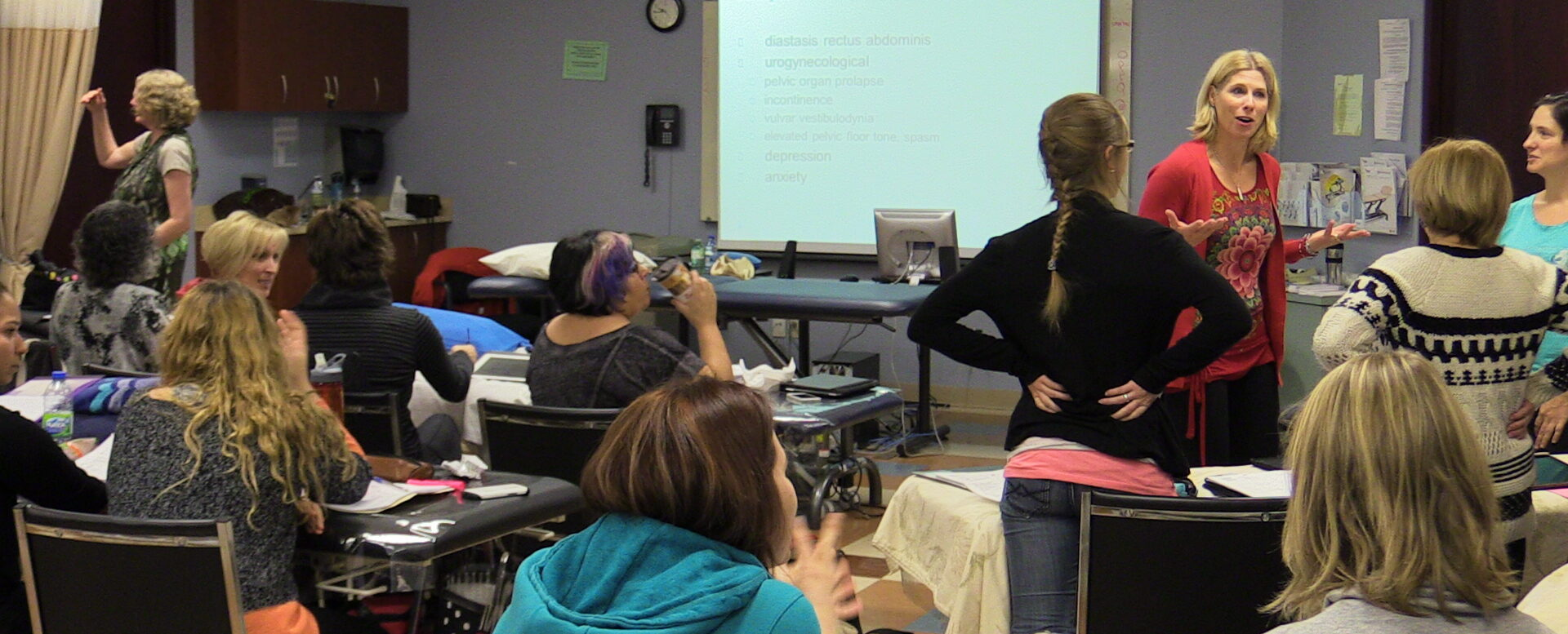 Rost Therapy Certification pictures